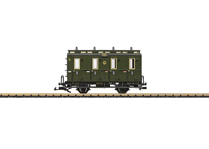 Abteilwagen 3. Klasse DRG (Deutsches Reichsbahn Gesellschaft)