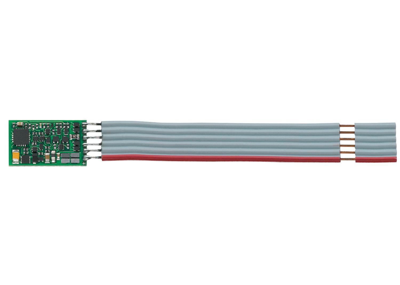 Lokdecoder 6-polige Schnittstelle
