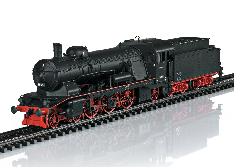 Dampflokomotive Baureihe 18.1