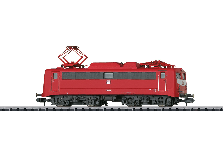 Elektrolokomotive Baureihe 110