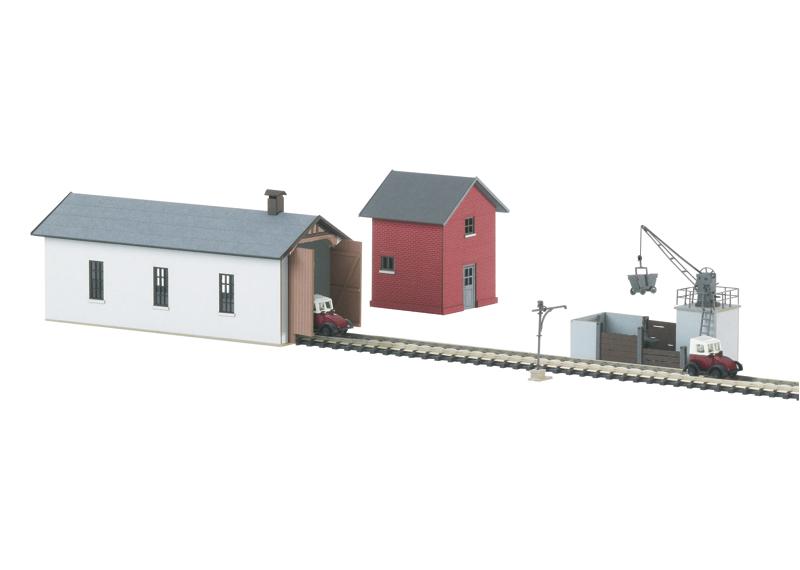 """Architektur-Bausatz-Set """"Klein-BW"""""""