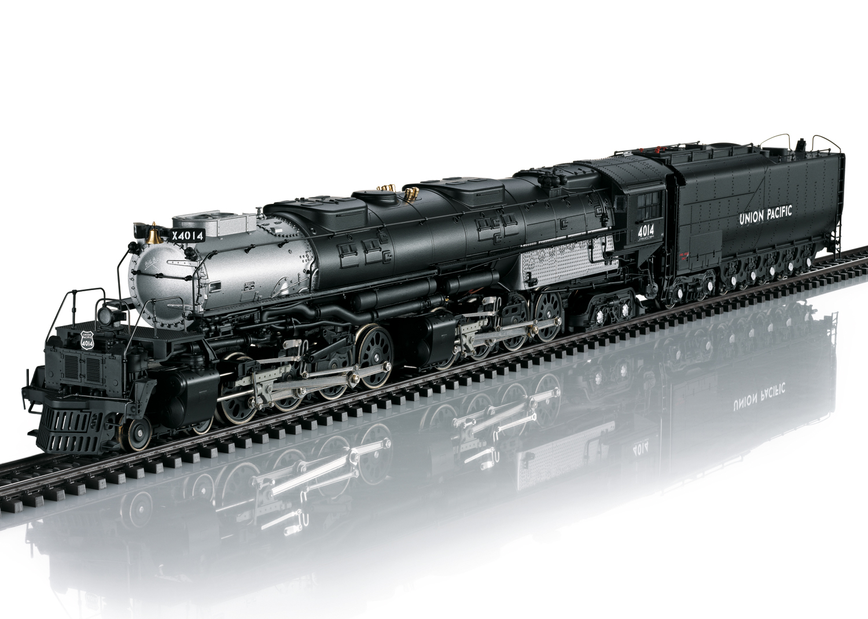 Class 4000 Steam Locomotive