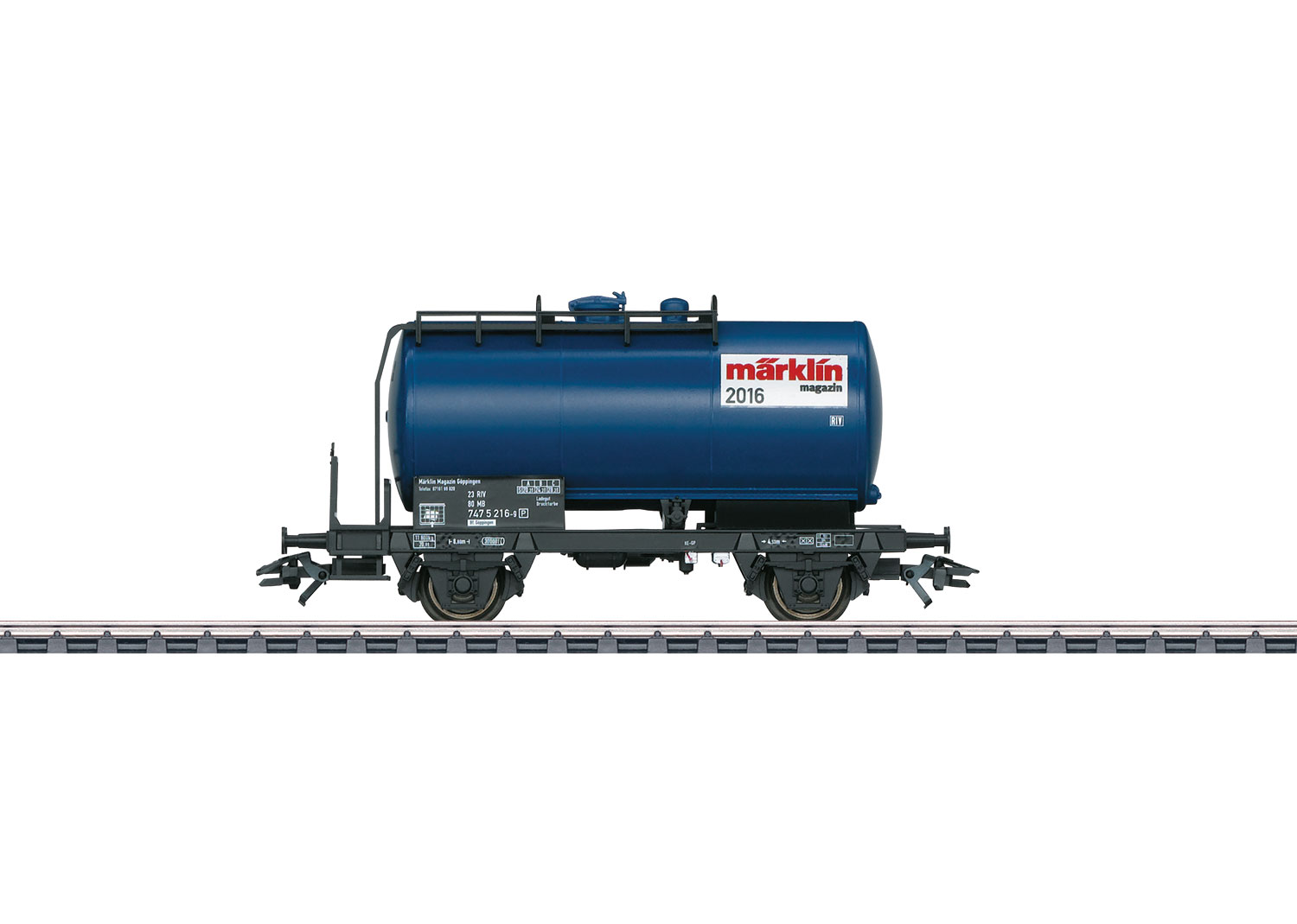 Märklin Magazin H0 Annual Car for 2016