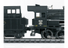 "Class C 5/6 ""Elephant"" Steam Locomotive with a Tender"