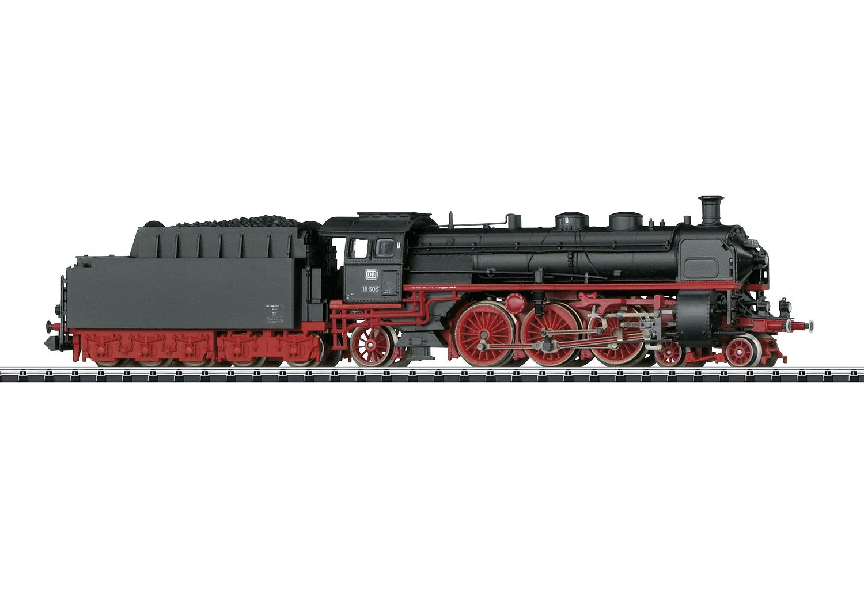 Schnellzug-Schlepptenderlokomotive 18 505