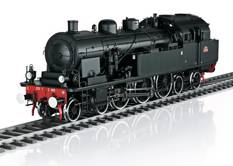 Class 232 TC Steam Tank Locomotive