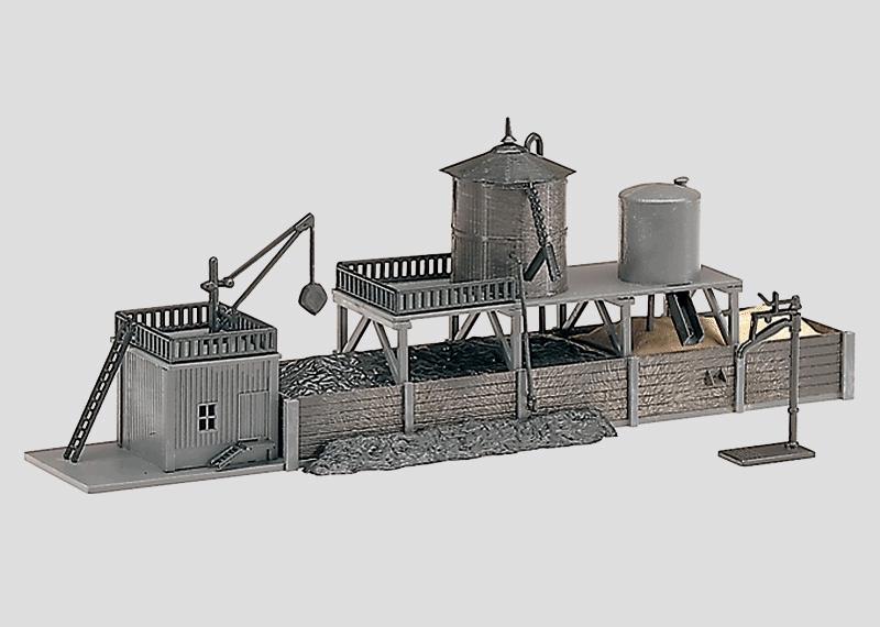 Coaling Station Kit.