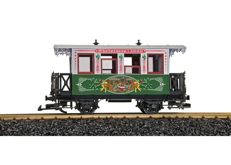 Weihnachts Personenwagen 2009