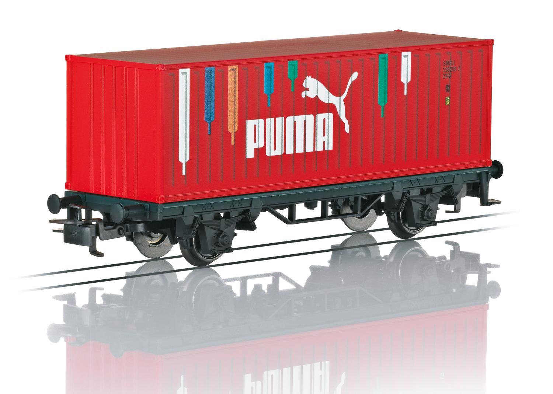 Märklin Start up - PUMA Container Car