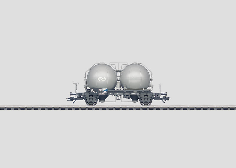 Spherical Container Car.