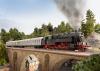 Class 95.0 Steam Locomotive with Oil Firing