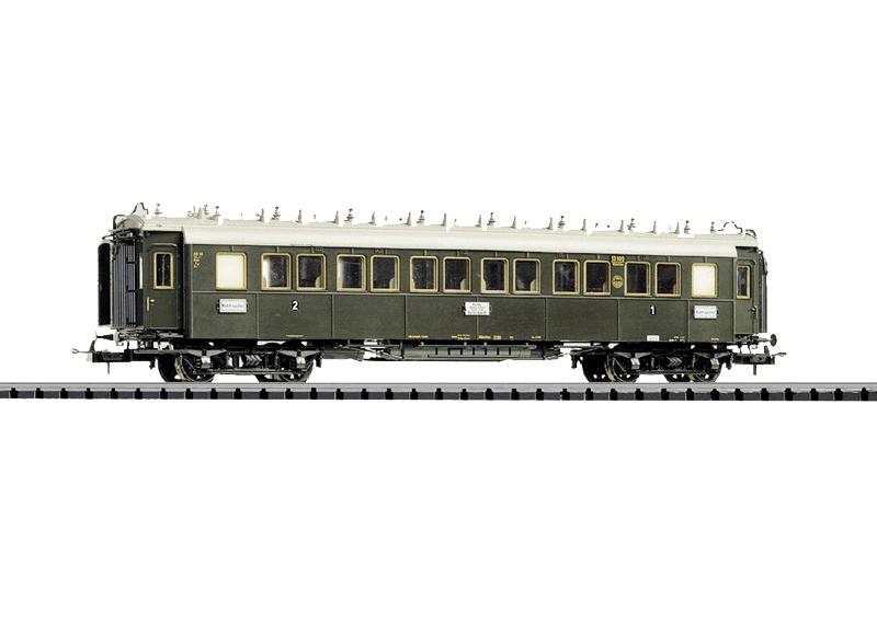 Schnellzugwagen 1./2. Klasse
