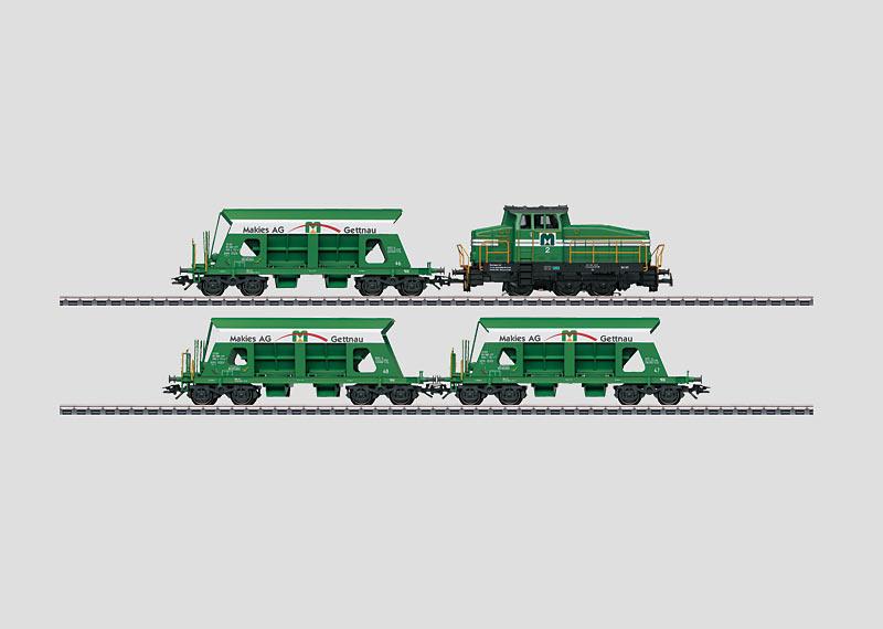 """Makies"" Train Set."