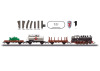 """German Federal Railroad Freight Train"" Starter Set. 120 Volts"