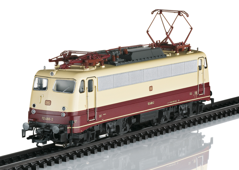 Elektrolokomotive Baureihe 112