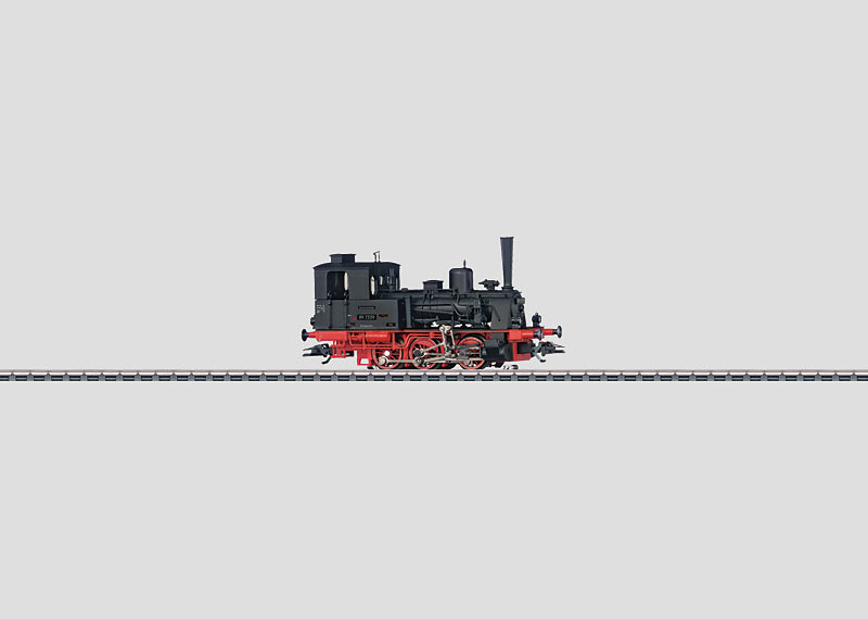 Tank Locomotive