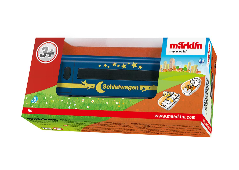MARKLIN my world Sleeping Coach Kit HO Gauge MN44106