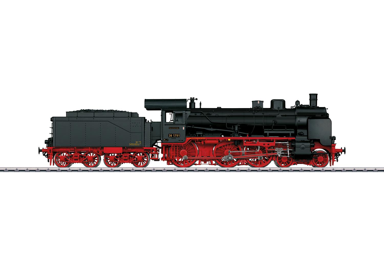 Class 38.10-40 Steam Locomotive