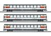 Personenwagen-Set Gotthard-Panorama-Express (GoPEx).