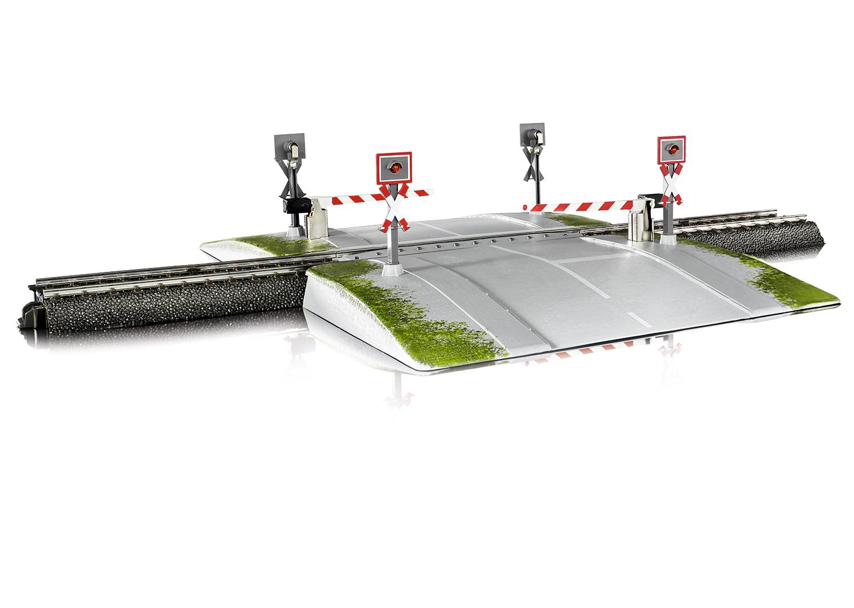 Märklin Start up - Fully Automatic Railroad Grade Crossing