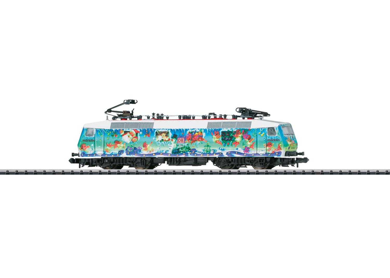 Elektrolokomotive Baureihe 120