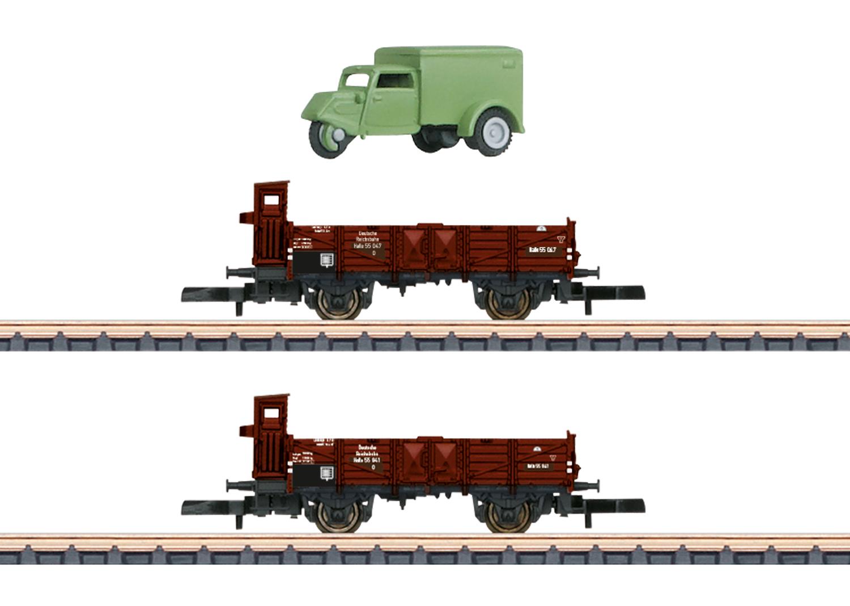 Type O 10 Freight Car Set