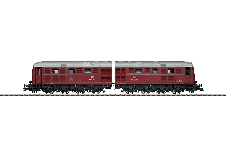Diesellokomotive Baureihe 288 002 a/b