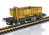 RhB Containertragwagen mit Abraummulde