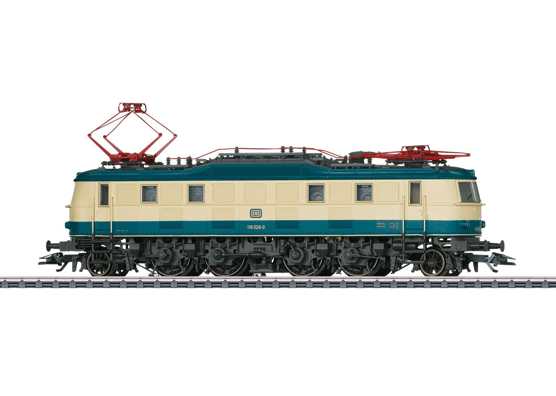 Class 118 Electric Locomotive.