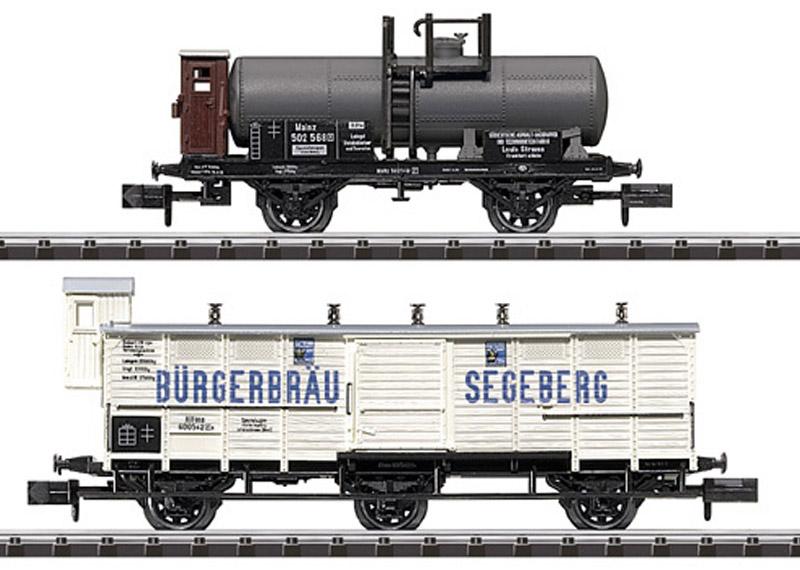Preußischer Güterzug III.