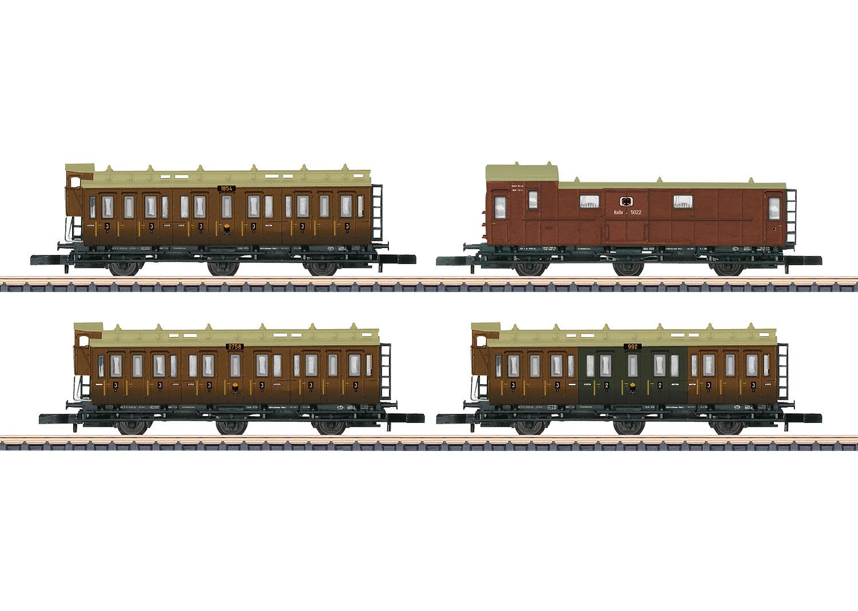 Preußisches Personenwagen-Set