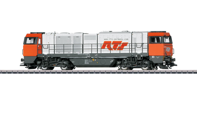 Class G 2000 BB Vossloh Diesel Locomotive