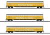 Type Habbiillnss High-Capacity Sliding Wall Boxcar Set