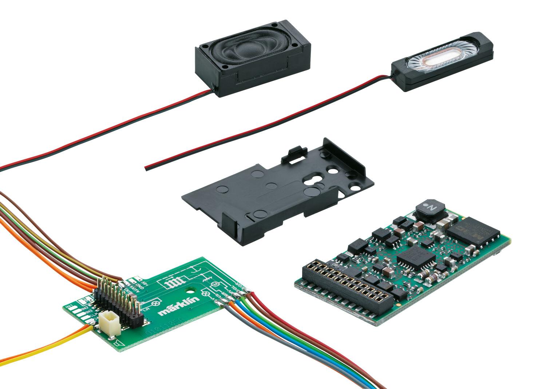 Märklin mSD3 SoundDecoder Diesel Locomotive Sounds