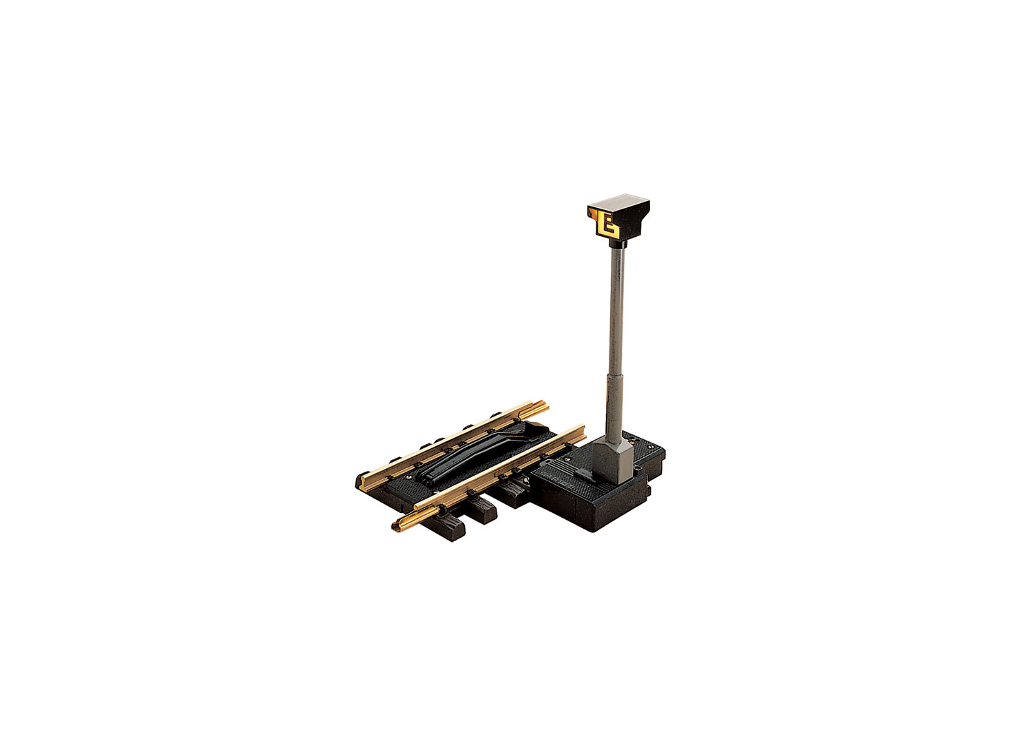 """Electric Uncoupler Track,  150 mm / 5-7/8"""""""