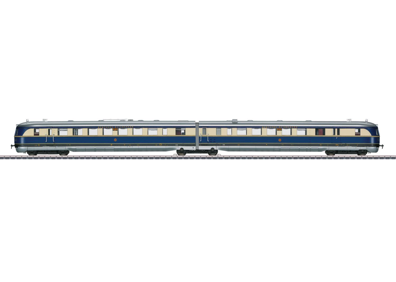 Class SVT 137 Express Diesel Powered Rail Car