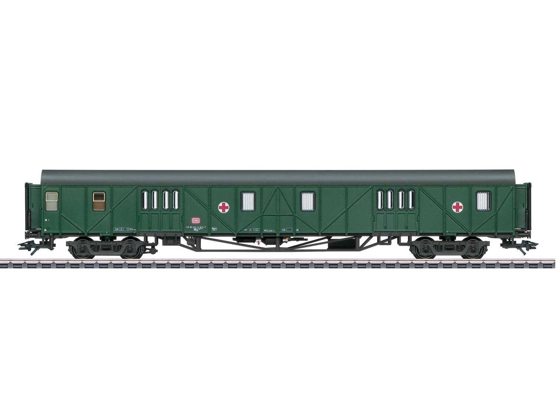Expressgut-Gepäckwagen MDyg 986