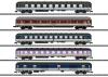 """""""D 730"""" Express Train Passenger Car Set"""