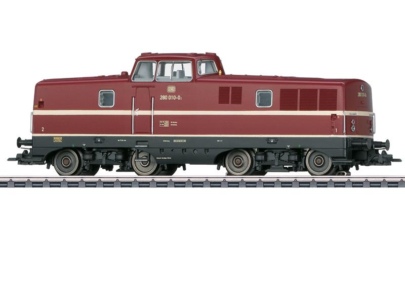 Locomotive diesel série 280