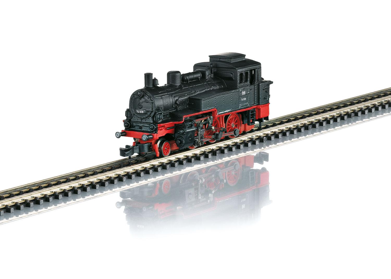 Class 74 Steam Tank Locomotive