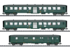 """D96 Isar-Rhône"" Express Train Passenger Car Set 2"