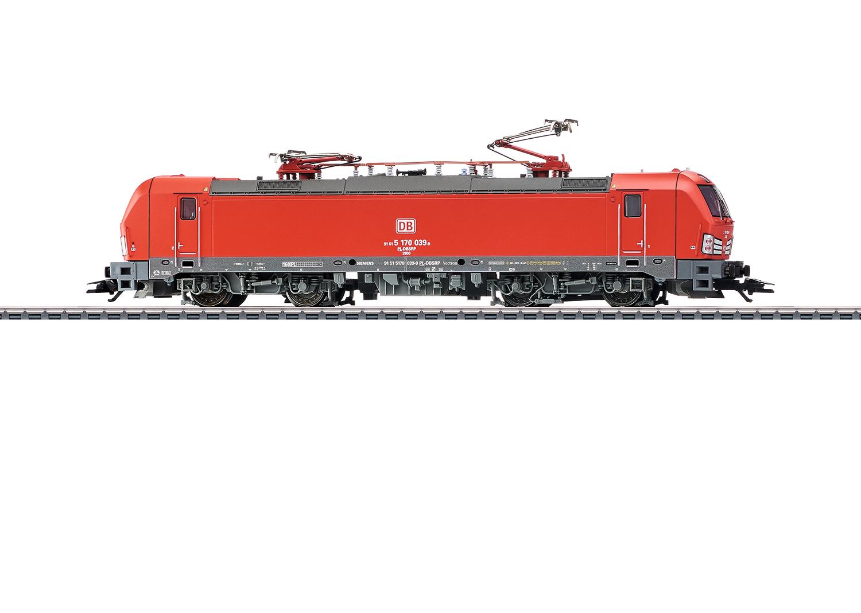 Elektrolokomotive Baureihe 170
