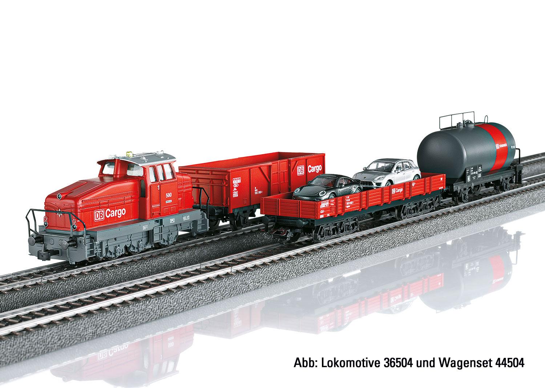 Diesellokomotive Henschel DHG 500