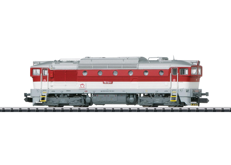 Diesellokomotive Reihe 750