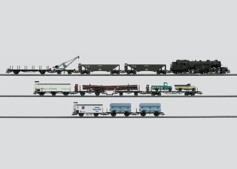 Bayrischer Güterzug