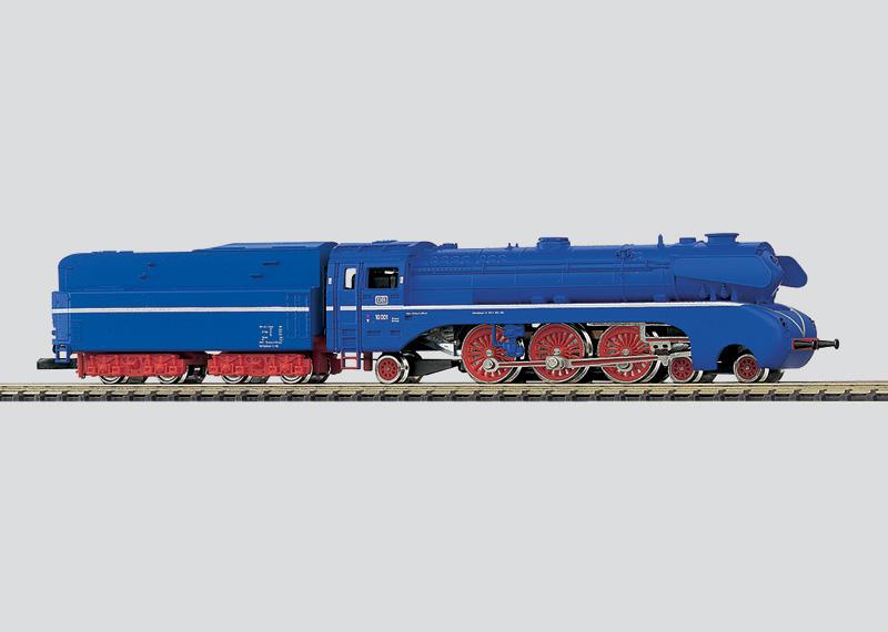 Schnellzuglokomotive mit Schlepptender