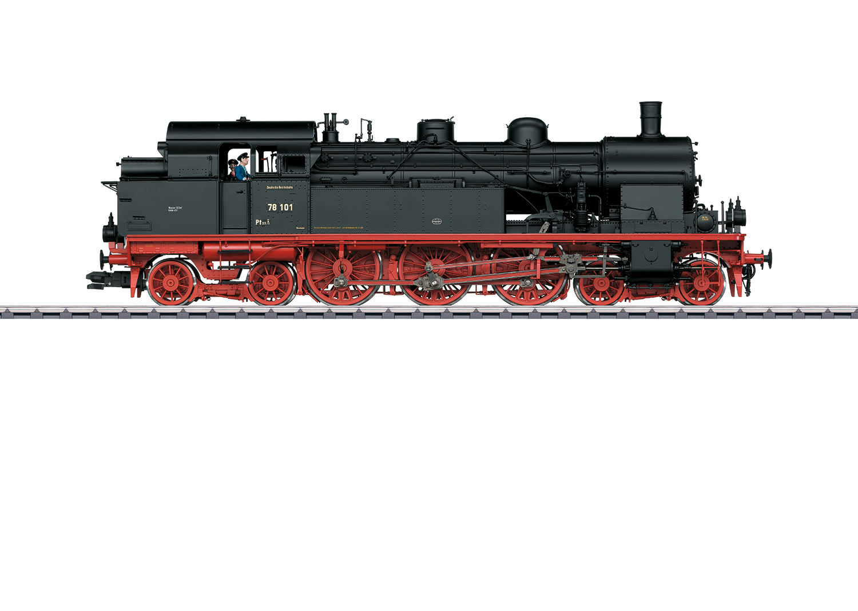 Class 78 Steam Tank Locomotive