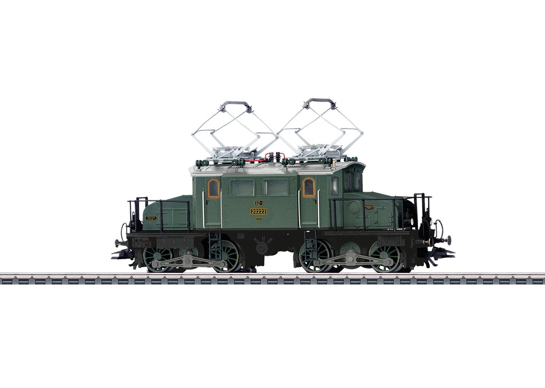 Class EG 2x2/2 Electric Locomotive