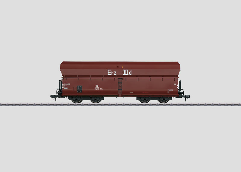 Bulk Freight Hopper Car.