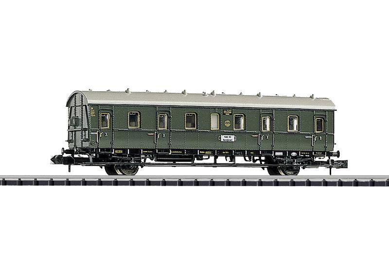 Abteilwagen 3. Klasse